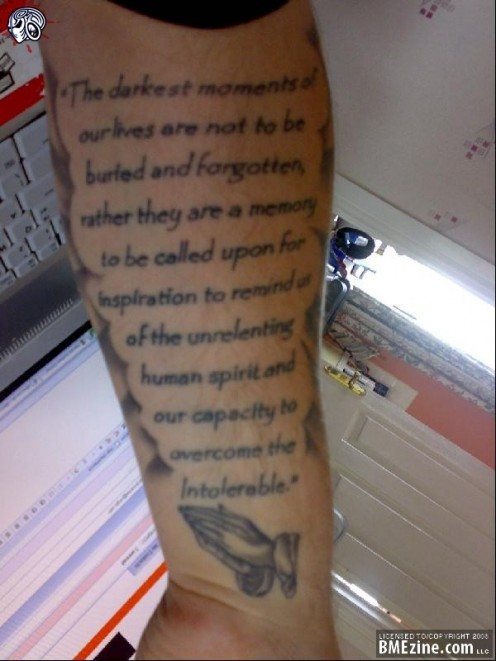 bible quotes on strength tattoos. Bible Quotes On Hope. ible