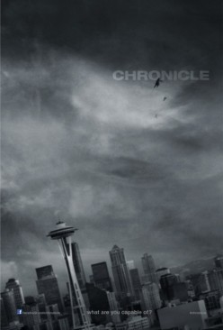 MOVIE REVIEW: CHRONICLE IS A SOARING ACHIEVEMENT