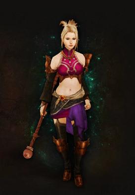Eirena the Enchantress