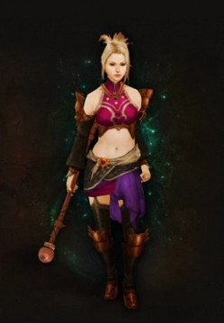 Eirena the Enchantress - Lore and Character Dialogue Guide -