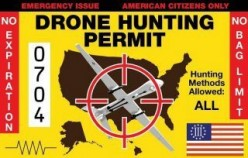 What is the best gun to shoot illegal drones with?