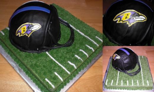Raven's football