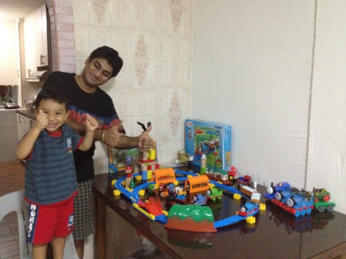 Thomas and island of sodor:)