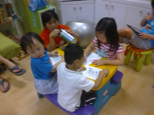 Let them explore more in activity centre or enrichment classes. It will help to keep them away from school re-opening blues.