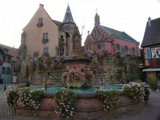 Stunning Eguisheim