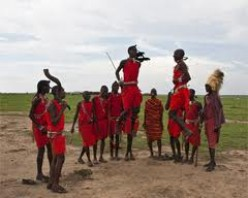 Masai Tribes the Real Kings of the Jungle