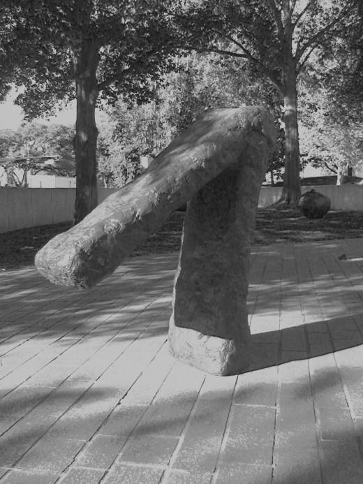 Gymnast II by William Tucker