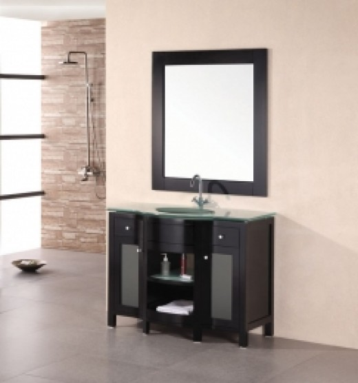 Great Bathrooms With Showers And Tubs Thick Bath And Shower Enclosures Regular Lamps For Bathroom Vanities Can I Use A Whirlpool Bath When Pregnant Old Grout Bathroom Shower Tile FreshCeramic Tile Design For Bathroom Walls Sizing The Mirror Above Your Bathroom Vanity | Dengarden