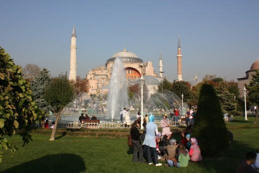 Sofia Palace - Istanbul
