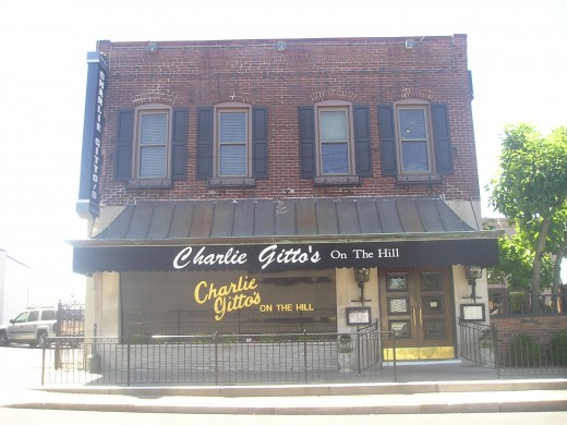 My favorite Italian restaurant  on the Hill
