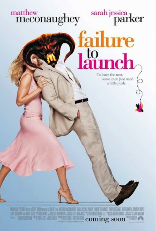 """Failure To Launch"" Parody."