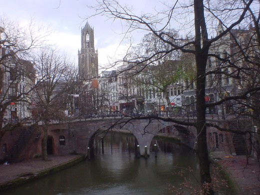 New Year's Day - Utrecht