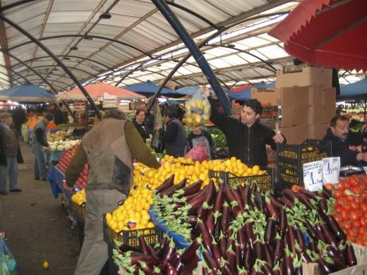Yalova Market