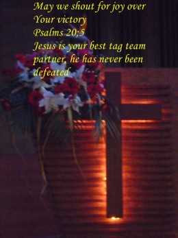 We must crucify all for Christ