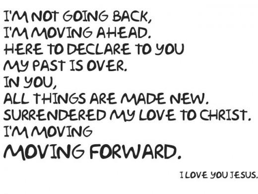 dating moving forward
