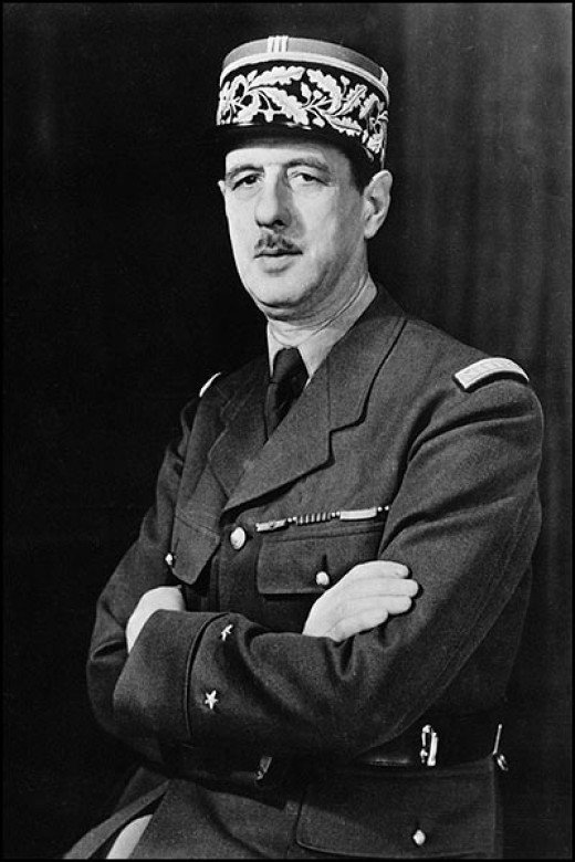 General di Gaulle called for the French to keep fighting