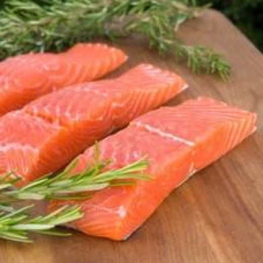 Salmon eaten at least three times a week is a strong start in the fight against disease.