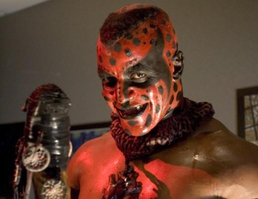 The Bizarre Boogeyman