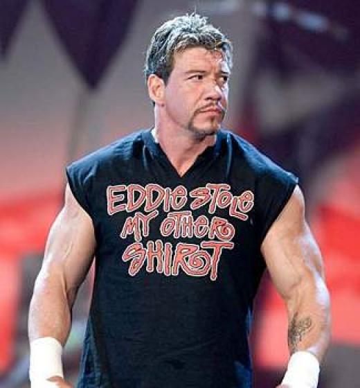 The late Eddie Guerrero