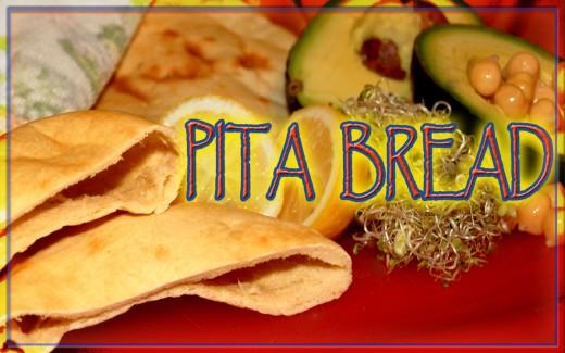 Pita Bread Platter