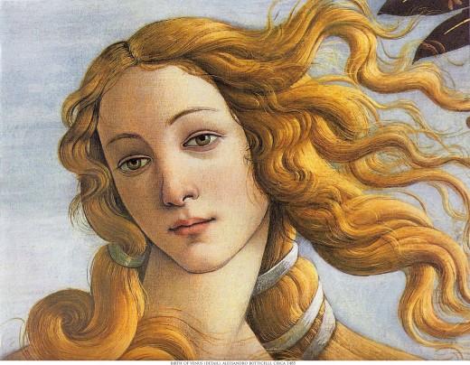 Birth of Venus- Botticelli