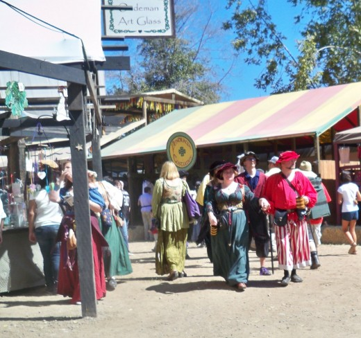 Northern CA Renaissance Faire