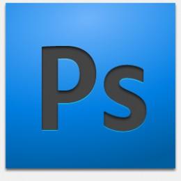 Adobe Photoshop CS4 Logo.