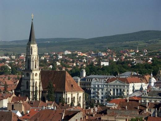 Kolozsvár (Cluj), Transylvania