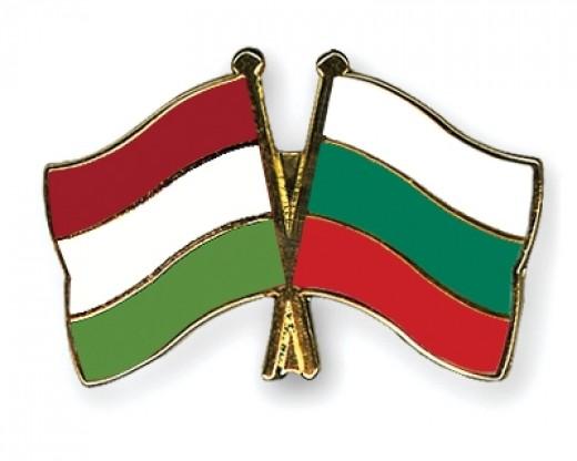 Hungary and Bulgaria