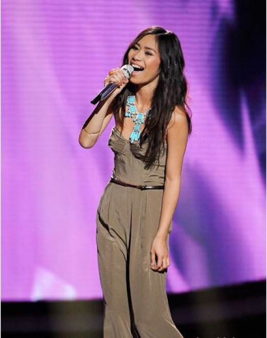 American Idol 2012 Fashion and Trends - Turquoise Necklace