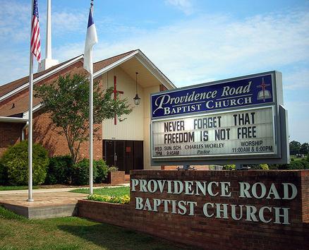 Pastor Worley's Church