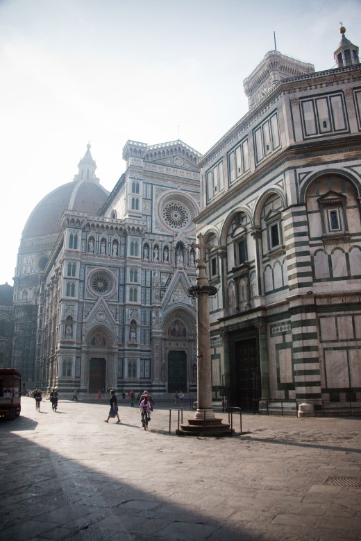The Duomo Florence, Italy.