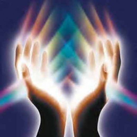 healing power of your hands