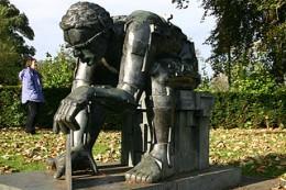 sculpture at Dean Gallery, Edinburgh