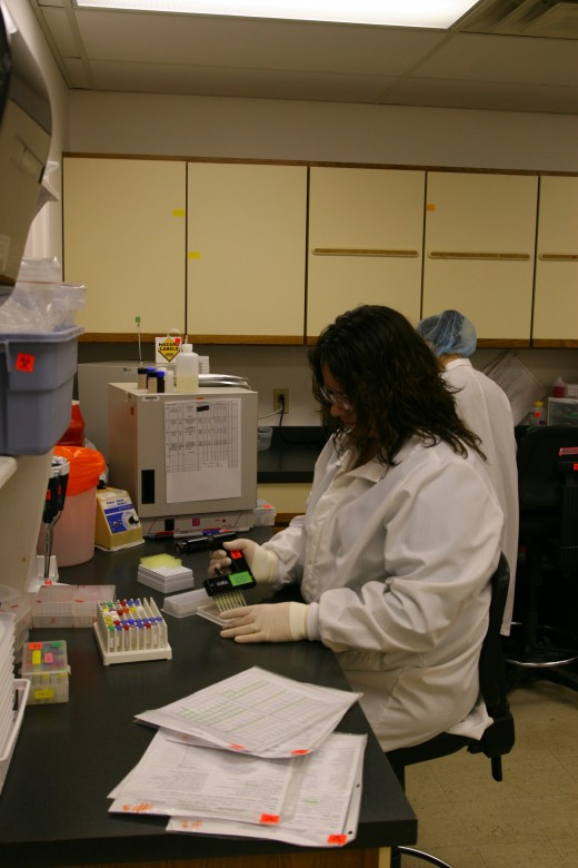 Quality control testing is a vital part of manufacturing pharmaceuticals or in vitro diagnostics.