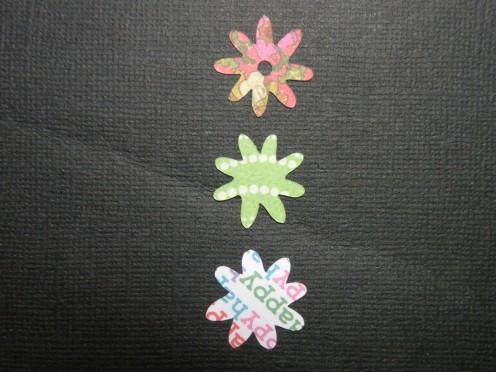 Small daisy layers