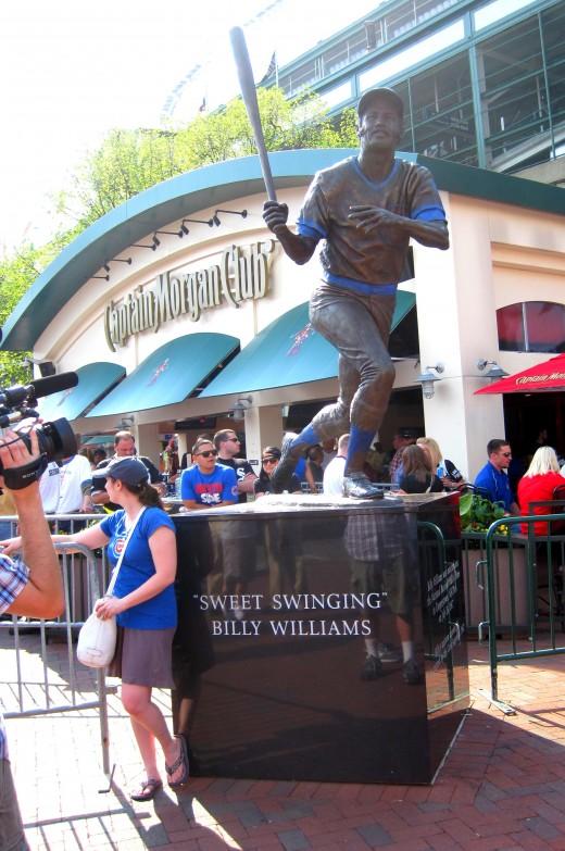"""Sweet Swinging"" Billy Williams"