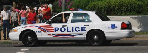 Police officers live out of their assigned vehicle for up to thirteen hours per day.