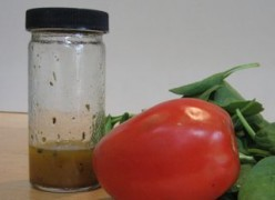 Homemade Vinaigrette: How to Make Easy, Healthy, Thrifty Salad Dressing