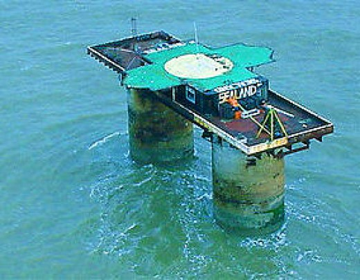 World S Smallest Country The Principality Of Sealand