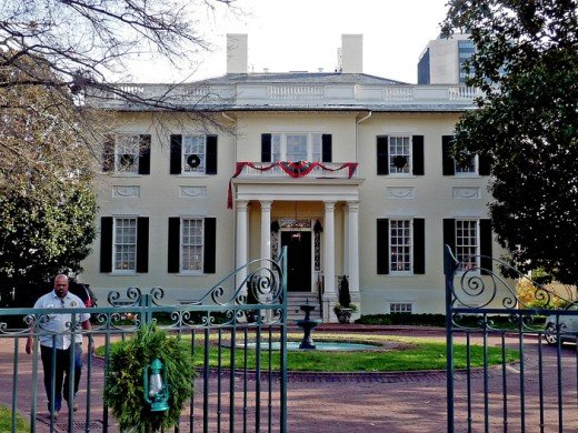 The Executive Mansion aka The Governor's Mansion