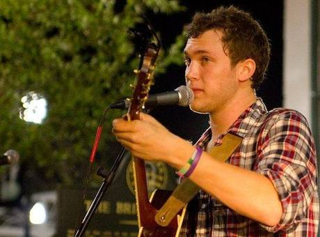 Phillip Phillips - The American Idol Season 11 Grand Winner (Photo Credit: PopTower)
