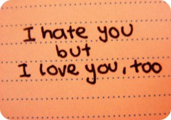 Poem: Why I Hate Love