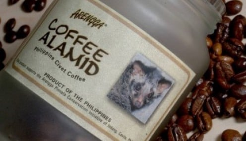 Coffee Alamid from the Philippines