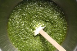 How to Make Homemade Pesto--A Tasty Topping for Pasta Made With Pine Nuts