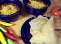 Healthy Meal Option: Veggie Chili and Delicious Sopapillas