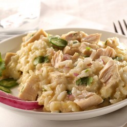 Chicken and Rice Recipe: Good Comfort Food