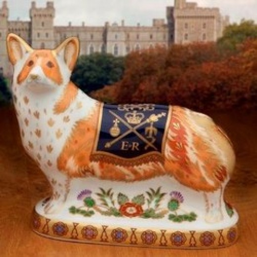 RCD Jubilee Corgi at £250 - We know the Queen loves her Corgis but can you afford this?