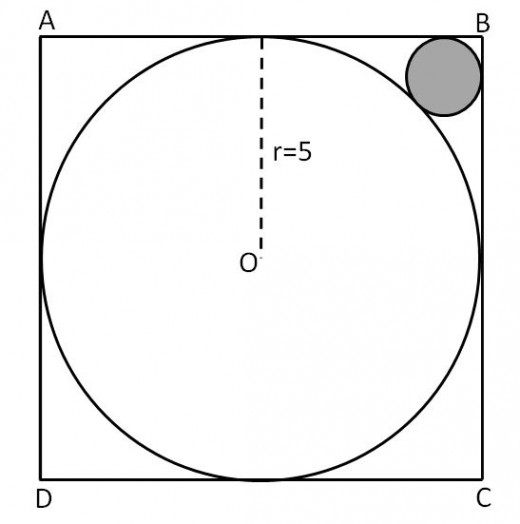 circle geometry problem and solution for gmat