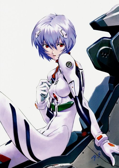 Rei Ayanami: a captivating character the more the series grows and astounds. This is a character you want to know more about and when you finally do you ask yourself why you were so interested in the place with such a disappointing result about her.